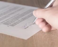 犬・猫の里親と交わす譲渡契約書の詳しい書き方と結び方(文例付き)