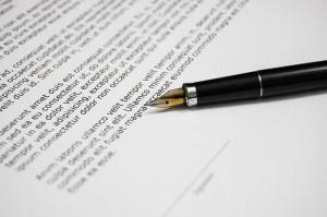 ペットサービスの合意書・契約書